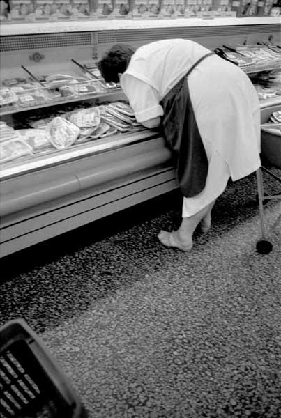 Meat-lady (Lund, Sweden)
